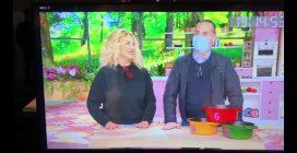 """Le prime immagini di """"È sempre mezzogiorno"""": Antonella Clerici torna in tv"""