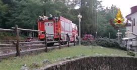 Nubifragio ad Avellino: alberi caduti, frane, slavine e allagamenti
