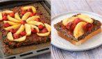 Quadrotti di carne e verdure al forno: l'idea facile e veloce per una cena piena di sapore!