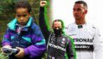 """Lewis Hamilton eguaglia Schumacher: la leggenda del bimbo prodigio diventato """"pilota del popolo"""""""