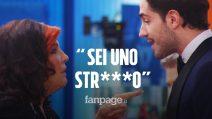 """Grande Fratello Vip 2020, lite tra Patrizia De Blanck e Tommaso Zorzi: """"Sei uno str***o"""""""