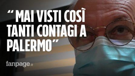 """Palermo, posti di terapia intensiva esauriti all'ospedale Cervello: """"Sotto stress, numeri mai visti"""""""