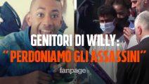 """Omicidio Willy Monteiro, i genitori: """"Abbiamo già perdono gli assassini di nostro figlio"""""""
