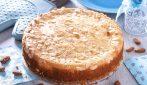 Cheesecake alle mandorle: il dessert bellissimo da vedere e davvero goloso