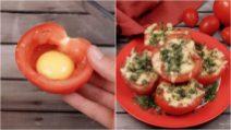 Pomodori ripieni: il piatto semplice e gustoso da provare per cena!