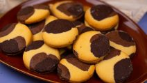 Leopard print cookies: so easy and fun to make!