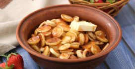 Cereal pancakes: as mini panquecas que se comem como cereais!