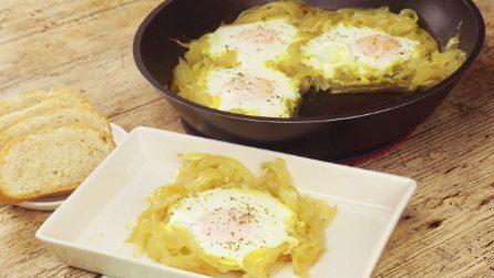 Cebola com ovo: receita fácil e gostosa que a família toda vai amar!