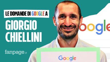 Giorgio Chiellini, Ronaldo, Juventus, laurea: il calciatore risponde alle domande di Google