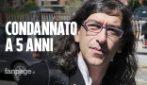 Gabriele Paolini condannato a 5 anni per abusi sessuali su minore