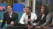 Grande Fratello VIP - Tommaso Zorzi e Patrizia De Blanck: la strana coppia