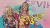 Grande Fratello VIP - Maria Teresa Ruta e Guenda Goria: SCheda di presentazione