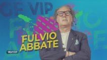 Grande Fratello VIP - Fulvio Abbate: la clip di presentazione