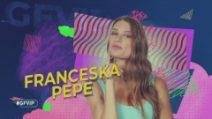 Grande Fratello VIP - Franceska Pepe: la clip di presentazione