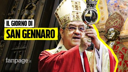 Miracolo del Patrono di Napoli, San Gennaro: i napoletani chiedono che finisca la pandemia da Covid