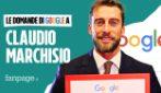 Claudio Marchisio, Juventus, Pirlo, vita privata: l'ex calciatore risponde alle domande di Google