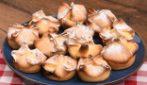Crostatine ripiene di ricotta: il dolcetto perfetto per la merenda!
