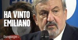 """Regionali, Emiliano fa il bis in Puglia: """"È stata dura, ho avuto davvero paura di perdere"""""""