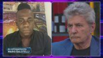 """Gf Vip 2020, Mario Balotelli commenta il 'ne*ro' di Fausto Leali: """"Ignorante più che razzista"""""""