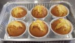Citrus muffin: how to make them fluffy and so yummy