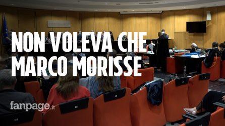 """Omicidio Vannini, difesa Ciontoli: """"È colposo, non voleva la morte di Marco"""""""