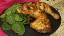 Como deixar coxas de frango crocantes e saborosas: confira a receita!
