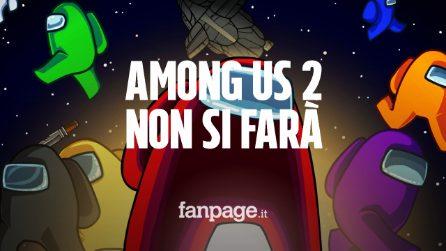 Among Us 2 non si farà, annullato il sequel del gioco: ecco perché