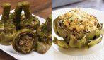 Carciofi ripieni che bontà! Prova queste gustose ricette!