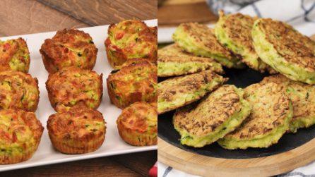 3 Ricette con le zucchine ideali per una cena sfiziosa!
