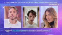 """Soleil Sorge: ''L'ex di Tommaso Zorzi si è picchiato da solo, ho i messaggi''. D'Urso: """"Non mi usi"""""""