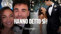 """Il matrimonio di Elettra Lamborghini, il sì con Afrojack sul Lago di Como: """"Insieme per la vita"""""""
