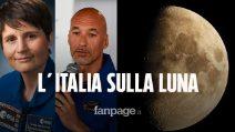 L'Italia andrà sulla Luna per la prima volta, firmato accordo storico con la NASA