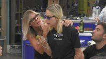 Grande Fratello VIP - Stefania Orlando litiga con Franceska Pepe