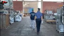 Limbiate, sequestrata discarica: all'interno 600 tonnellate di rifiuti pericolosi