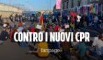 """Migranti trasferiti al Cpr di Milano, Majorino: """"È un carcere, cancelliamo i decreti Salvini"""""""