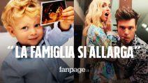 """Chiara Ferragni incinta, l'annuncio su Instagram: """"La nostra famiglia si allarga"""""""