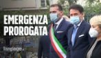"""Conte conferma: """"Chiederemo proroga dello stato d'emergenza fino a fine gennaio"""""""