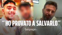 """Omicidio Miano, l'ex datore di lavoro di Alessandro: """"Non abbandoniamo questi ragazzi"""""""