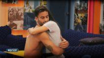 """GF VIP, Elisabetta Gregoraci a Pierpaolo Pretelli: """"Non è vero che ho detto di voler fare l'amore"""""""