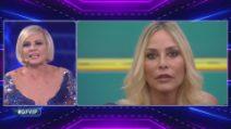 """GF Vip 2020, Antonella Elia contro Stefania Orlando: """"Pensi che io sia una grandissima str***a"""""""