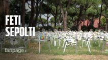 """Feti sepolti, cresce il numero delle donne coinvolte: """"Pronto un esposto in Procura"""""""