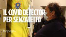 Covid Detector, le colonnine 'parlanti' che igienizzano le mani e misurano la temperatura