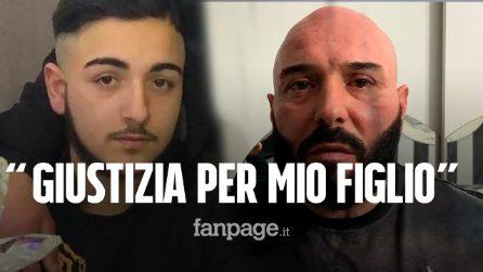 """Napoli, papà di Luigi 17enne ucciso dalla polizia durante una rapina: """"Era una pistola giocattolo"""""""