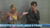 """GFVip, Matilde Brandi furiosa contro Tommaso Zorzi: """"Non parlare male di Adua, rompi il ca**o"""""""