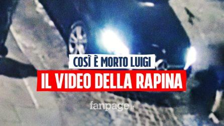Così è morto Luigi Caiafa, il 17enne che a Napoli ha tentato una rapina finita in tragedia