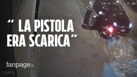 """Ciro De Tommaso, complice della rapina in cui è morto Luigi Caiafa: """"La pistola era scarica"""""""