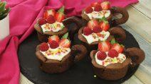 Pastry cups: a unique idea to surprise your guests!