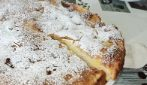 Blended apple cake: the useful tip to make it sponge and tasty