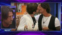 """Il bacio tra Zorzi e Francesco Oppini, Tommaso: """"Ero ubriaco"""""""