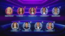 Grande Fratello VIP - Le nomination dell'undicesima puntata